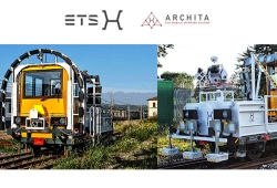 ARCHITA ETS Mobile Mapping for linear infrastructure