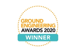 ETS wins the Ground Engineering Awards