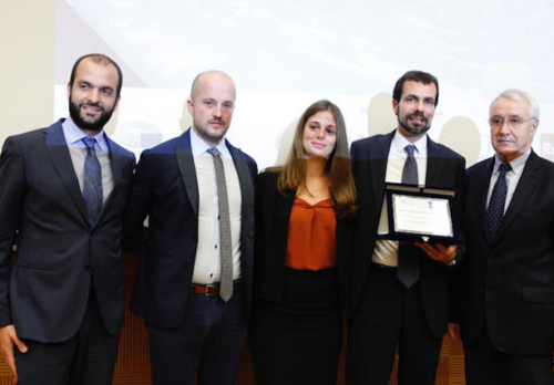 ETS has been awarded by the ANGI National Association of Young Innovators in the